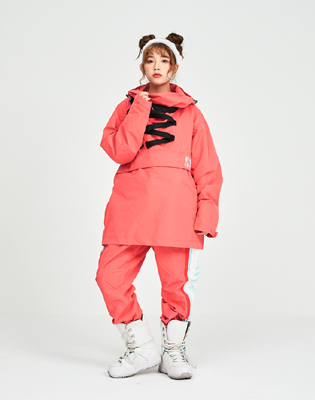 1819 windbreaker savior jacket pink / 88 세이버 자켓 핑크