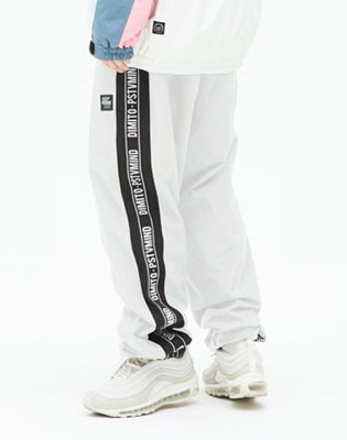 DIMITO 1819 PEER PANTS WHITE 디미토 피어 팬츠