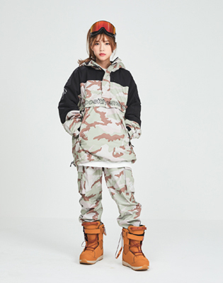 DIMITO 1819 TROOPER PANTS DESERT CAMO 디미토트루퍼